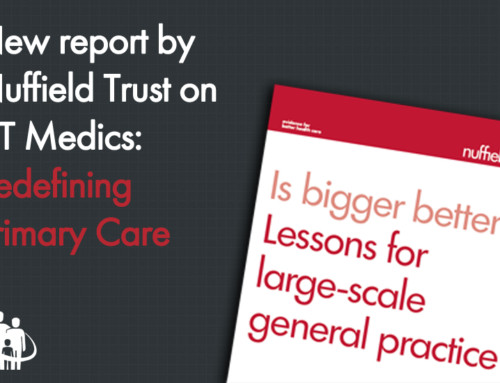 Nuffield Trust: Is bigger better? Lessons for large-scale general practice