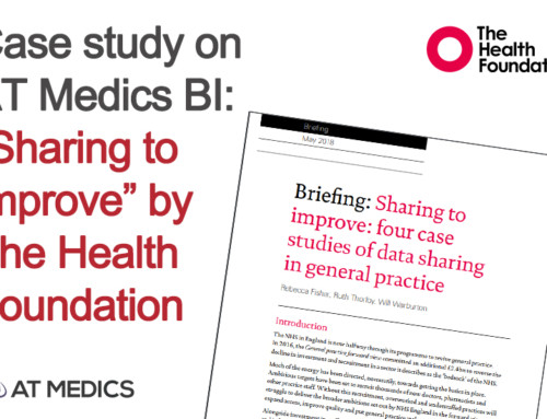 The Health Foundation: AT Medics Business Intelligence case study