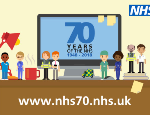 AT Medics celebrates the NHS turning 70